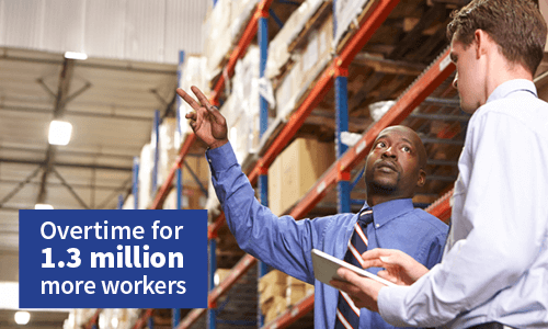 US Department of Labor Final Overtime Rule – how does it impact my cash flows?
